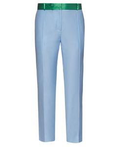 RACIL | Palm Beach Slim-Leg Tuxedo Trousers