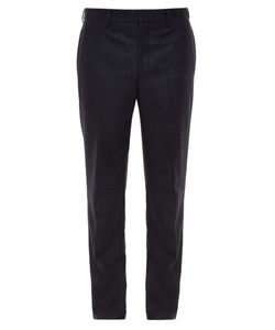Givenchy | Waist-Strap Slim-Leg Trousers