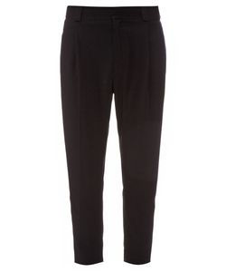 Haider Ackermann | Orbai Side-Striped Wool Trousers