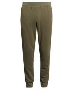 ATM | Slim-Leg Cotton Track Pants