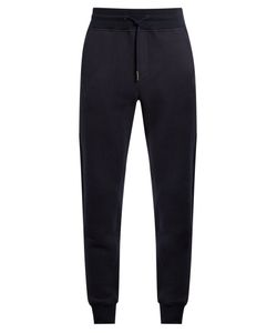 Moncler | Logo-Appliqué Slim-Leg Cotton-Blend Track Pants