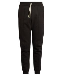 ADIDAS ORIGINALS BY WINGS + HORNS | Slim-Leg Bonded Cotton-Jersey Track Pants