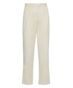 Rosie Assoulin | Cropped Cotton-Twill Trousers
