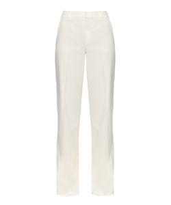 Vince | Wide-Leg Cady Trousers