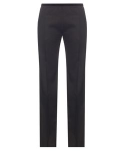 Haider Ackermann | Maban Wide-Leg Linen And Wool-Blend Trousers