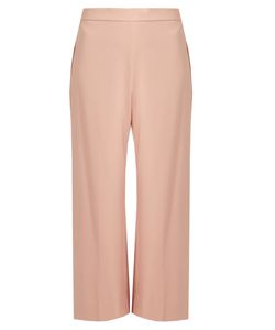 Rebecca Taylor   Wide-Leg Cropped Trousers