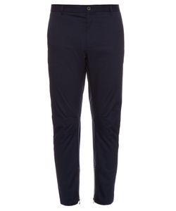 Lanvin | Zip-Cuff Cotton-Poplin Trousers