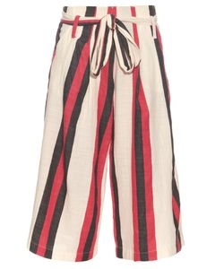 ACE & JIG | Baltic Striped Cotton Culottes