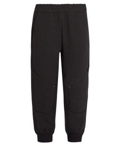LNDR | Sunday Wool-Blend Cropped Track Pants