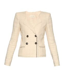 Isabel Marant Étoile | Flenn Collarless Tweed Jacket