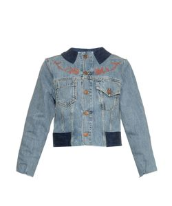 Aries | Cat And Embroidery Jacket