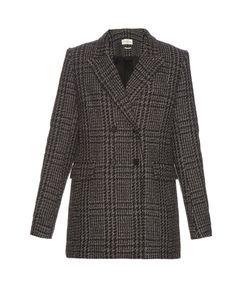 Isabel Marant Étoile | Gilane Double-Breasted Tweed Jacket