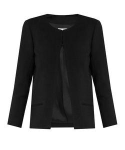 RAEY | Collarless Wool-Blend Jacket