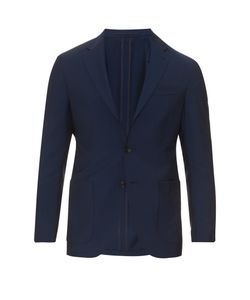 AC CANTARELLI | Three-Button Wool And Mohair-Blend Blazer