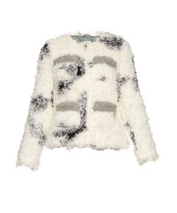 SHRIMPS | Cindy Spotted Faux-Shearling Jacket