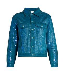 Ashish | Sequin-Embellished Denim Jacket