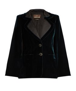 Roberto Cavalli | Velvet Tailored Cape