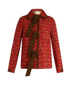 Marco De Vincenzo | Wool-Blend Tweed Jacket