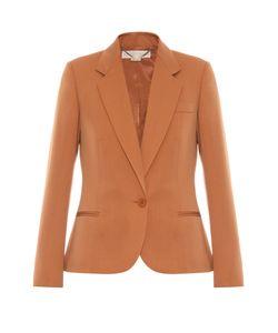 Stella Mccartney | Merielle Single-Breasted Wool Jacket