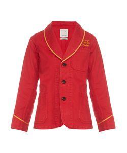 Visvim | Holmby Embroide Denim Jacket