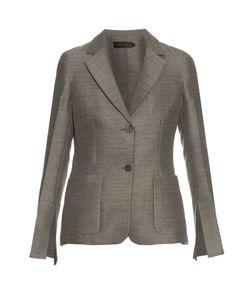 Calvin Klein Collection | Hamlin Single-Breasted Wool And Silk-Blend Blazer