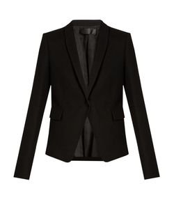 Haider Ackermann | Proud Shawl-Lapel Wool Blazer