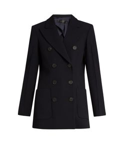 Calvin Klein Collection | Double-Breasted Tailored Jacket