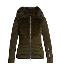 TONI SAILER | Candice Fur-Trimmed Ski Jacket