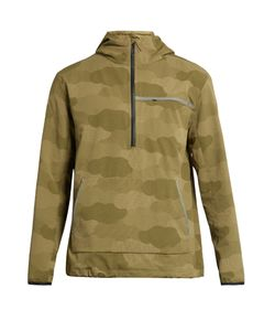 A.P.C. X OUTDOOR VOICES | Water-Resistant Hooded Performance Jacket