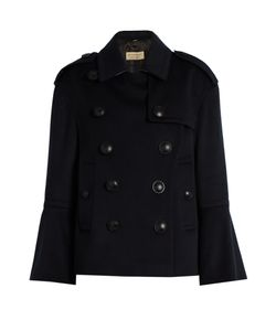 Burberry Prorsum | Townhill Wool And Cashmere-Blend Pea Coat