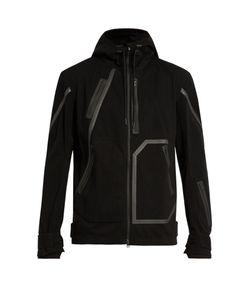 Y-3 SPORT | Seamless Hooded Wool-Blend Performance Jacket