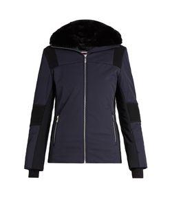 FUSALP | Carole Fur-Trimmed Hooded Ski Jacket
