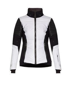 LACROIX | Distinction Leather-Panelled Ski Jacket