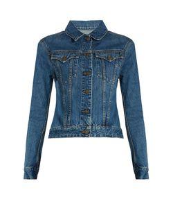 ROCKINS | Button-Down Denim Jacket