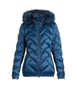 TONI SAILER | Nell Fur-Trimmed Down Ski Jacket