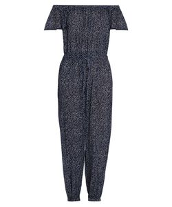 Rebecca Taylor | Off-The-Shoulder Jumpsuit