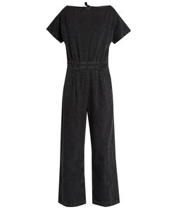 Rachel Comey | Utila Open-Back Denim Jumpsuit