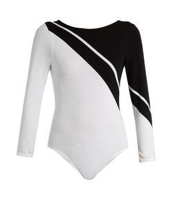 PEPPER & MAYNE | Contrast-Side Seamless Performance Bodysuit