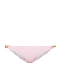 ROXANA SALEHOUN | Tortoiseshell-Chain Bikini Briefs