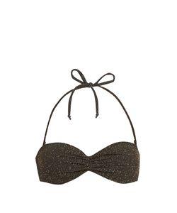 BIONDI | Cristales Bandeau Bikini Top