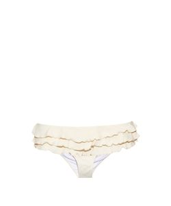 Ondademar | Ruffled Bikini Briefs