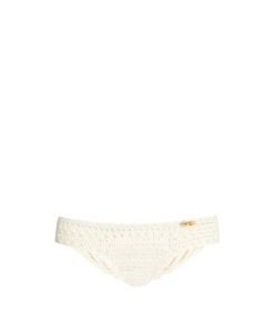 SHE MADE ME | Malikah Mini Hipster Crochet Bikini Briefs