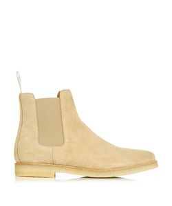 Common Projects | Suede Chelsea Boots