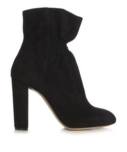 Chloe | Kent Suede Ankle Boots