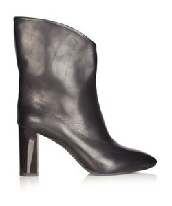 Acne | Ava V-Cut Ankle Boots