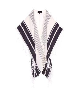 SU | Kanacati Self-Tie Fastening Poncho