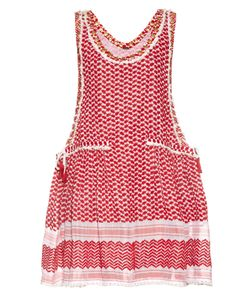 DODO BAR OR | Fatima Eyelet-Embellished Cotton Dress