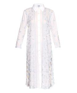 Juliet Dunn | Embroidered Cotton Kaftan