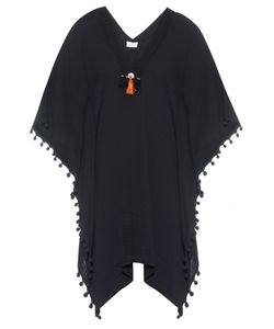 VMT | Careyes Nat Embellished Cotton Kaftan
