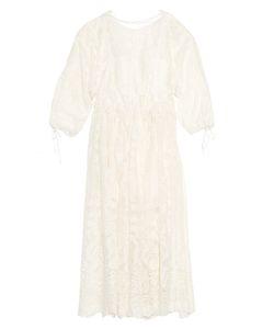 Zimmermann | Alchemy Embroidered Silk Maxi Dress